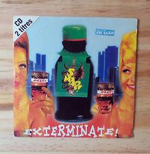 "CD AUDIO / SNAP! FEAT. NIKI HARIS! ""EXTERMINATE"" CD SINGLE 1992 CARD SLEEVE  2 T"