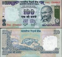 INDIA 100 RUPEES ND 1996 P 91 M AUNC
