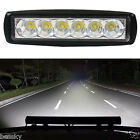 18W Flood LED Light Work Bar Lamp Driving Fog Offroad SUV 4WD Car Boat Truck New