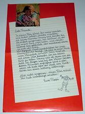 Langstrumpf PIPPI AUSSER RAND UND BAND original Kino Plakat A3 Text