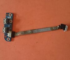 PACKARD BELL EASYNOTE LJ71 LJ61 LJ65 LJ63 KBYF0 MODULO  USB  BOARD + CABLE