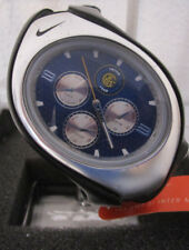 Nike Inter De Milan Watch Unisex, Soccer Team Blue Silver Black Battery Quartz