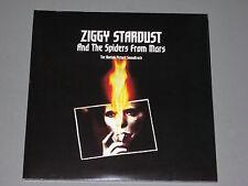 DAVID BOWIE sdtk Ziggy Stardust... Soundtrack 180g 2LP gatefold New Sealed Vinyl