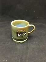 Vintage Mid-Century Wade Irish Porcelain Coffee Mug Made in Ireland