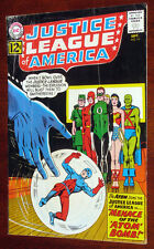 Justice League of America #14 VG+  Atom joins JLA