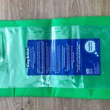 "Fish Bags X 2 Aquatic Polythene 19X6"" King British Transport Fish Tank Bags"