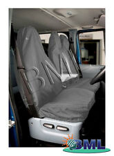 FORD TRANSIT VAN 1965 TO 2014 GREY SINGLE SEAT COVER .PART- TRSGRYFD