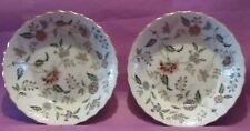 Buckingham By Sadek- Soup/Cereal Bowls- Lot Of 2- Gold Trim