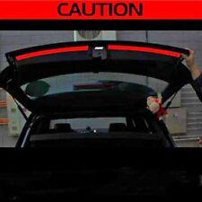 2Pcs Reflective Safe Decal Car Accessories Protect Warning Sticker Rear Door Car