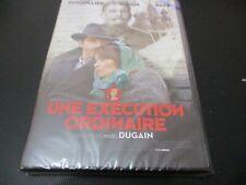 "DVD NEUF ""UNE EXECUTION ORDINAIRE"" Andre DUSSOLLIER, Marina HANDS, Edouard BAER"