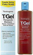 Neutrogena T/Gel Therapeutic Shampoo Treatment for Scalp Psoriasis Itching Scalp