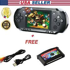 16 Bit Portable Handheld Pxp3 Game Console Retro Video 150 Games Gift USA