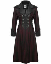 Steampunk Polyester Coats & Jackets for Men