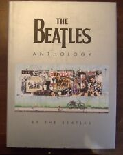 The Beatles Anthology By The Beatles HB Book 2000 Chronicle Books John Lennon