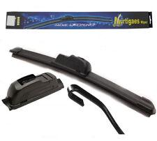 1x Suave Flat Limpiaparabrisas Trasero Hojas sin articulación in 450mm