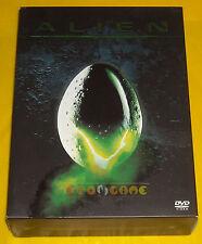 ALIEN QUADRILOGIA (9 DVD) Alien, Aliens, 3, La Clonazione - Cofanetto •••• USATO