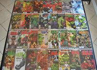 Marvel LOT (29) HULK #10-13 18 25 39-41 INCREDIBLE #400 601 612 615 625-626 NM+