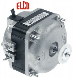 Elco Genuin Universal FAN MOTOR 25W 25 Watt  FRIDGE FREEZER COOLER CHILLER