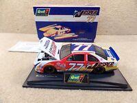 New 1996 Revell 1:24 Scale Diecast NASCAR Bobby Hillin Jr Jasper Thunderbird #77