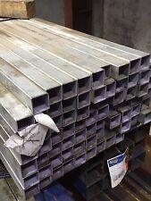 Galvanised steel shs 25x25x1.6mm x 6.5mtrs