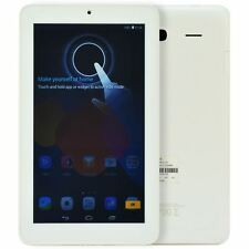 Alcatel Pixi 3 8GB Wi-Fi 7-inch Android Kids Cheap Compact Tablet - White