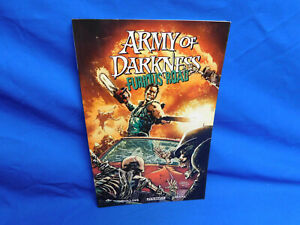 Army of Darkness Furious Road TPB #1-1ST TP 2016 Stock Image