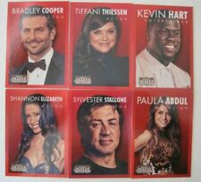 2015 Panini Americana RED Foil Parallel Trading Card Set  (73 Cards)