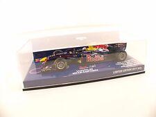Minichamps ◊ RedBull Racing Formula 1 Vettel  2011 ◊ 1/43 en boîte / boxed