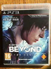 Beyond Two Souls (unsealed) - PS3 UK Release New!