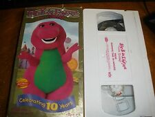 Barney - Sing and Dance With Barney (VHS, 1999)