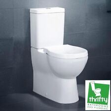 Caroma Opal II Back to Wall Ceramic Toilet Suite White