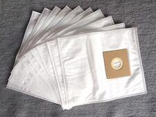 10 Staubsaugerbeutel für Hanseatic Dust Master 2000, Staubbeutel Filtertüten