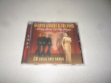 GLADYS KNIGHT & THE PIPS : EVERY BEAT OF MY HEART - CD