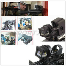 Tactical Corner Mirror Picatinny Mounts Command FOR EOTECH RED DOT Sight scope