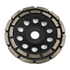 150mm Diamond Grinder Wheel Disc Grinding 2 Row 24 SEG 65mn Stone Brick Concrete