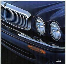 Jaguar XJ X308 1999-2000 UK Market Sales Brochure XJ8 Sovereign XJR