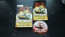 Steel Beasts Gold Edition PC CD-ROM Zustand Schnelle Post (Tank Simulationsspiel)