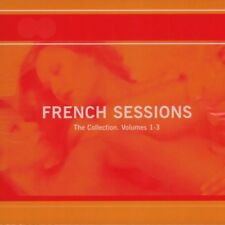 Various Dance(3CD Album Box Set)French Sessions-The Collection Vol 1-3-New