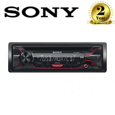 Sony cdx-g1200u USB entrée auxiliaire mp3 lecteur amovible simple DIN Autoradio