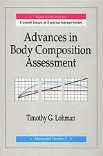 Advances in Body Composition Assessment Paperback Timothy G. Lohman