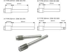 STAINLESS BRAKE PIN FRONT 56MM D58-33-096