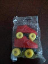 Brand New Sealed Vintage Red Roller Skates
