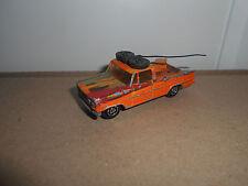 09.10.16.9 pick up dodge orange voiture miniature Majorette