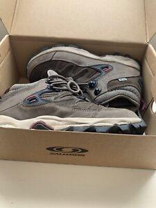 Salomon Women's Walking Boots XCR Gortex Ortholite