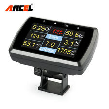 OBD2 Car OnBoard Computer Fuel Consumption Digital Display Speed Gauge ANCELA501