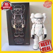 Kaws Original Fake Star War Stormtrooper 10 inch Action Figure With Original Box