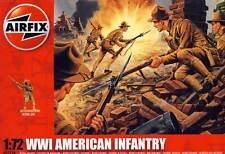 Airfix Soldaten US American Infantry Amerikanische Infanterie WWI 1:72 kit NEU