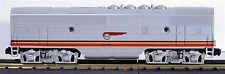 Lionel 6-18115 O Scale 1991 Santa FE Non Powered F 3b Unit