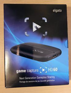 ELGATO HD 60 Game Capture Card