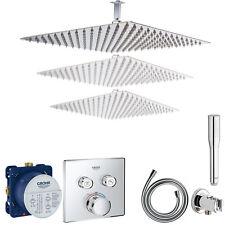 GROHE Smartcontrol Thermostat mit 2 Absperrventilen Unterputz Duschsystem A42D